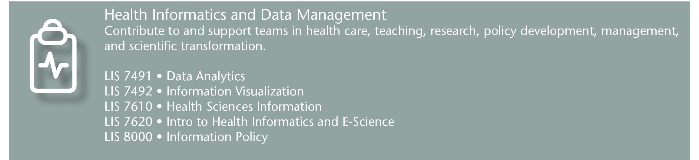 School of information sciences wayne state university software tools web based info services health informatics xflitez Choice Image