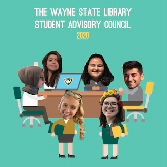 WSU's Library Student Advisory Council
